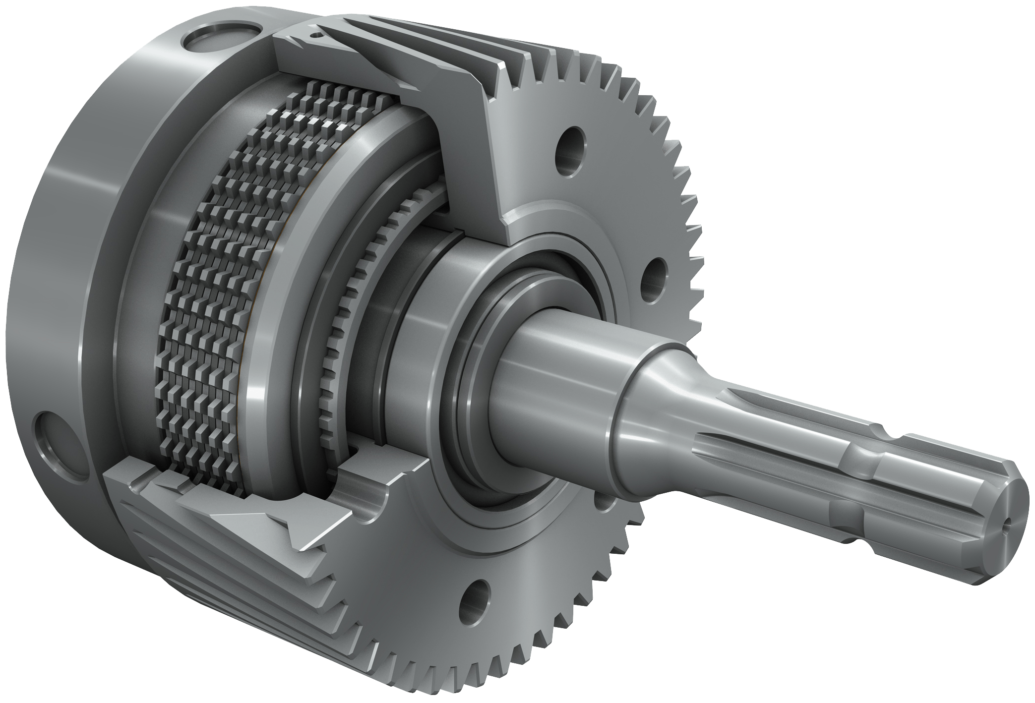 Tractor Puller Clutches : Ortlinghaus clutches